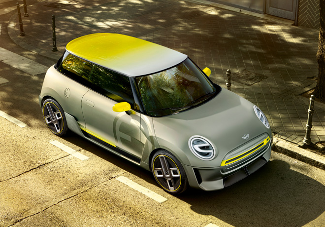 MINI Electric Concept 2
