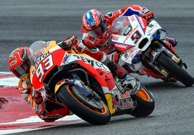 MotoGP - Misano 2017 - Marc Marquez - Honda