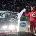 NASCAR - Richmond 2017 - Kyle Larson en el Victory Lane
