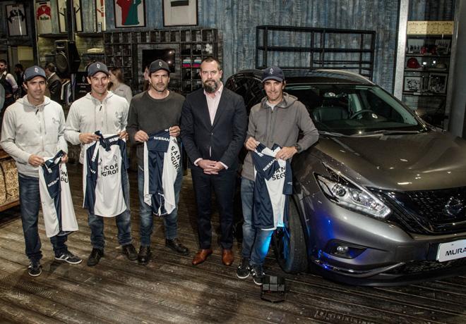 Nissan Argentina es la automotriz oficial de La Dolfina Polo Team