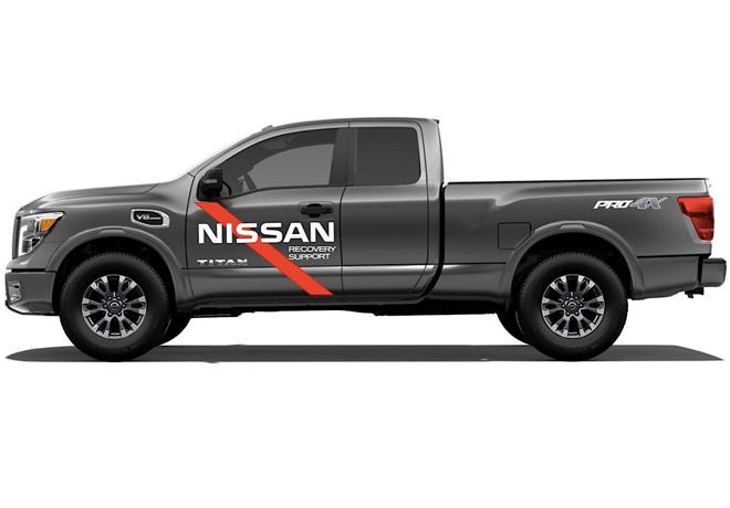Nissan Group of North America brinda su apoyo a los esfuerzos de auxilio y recuperacion por el huracan Harvey