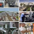 Nissan celebra el hito de 150 millones de unidades producidas a nivel global