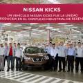 Nissan en Resende alcanza 150 mil unidades fabricadas