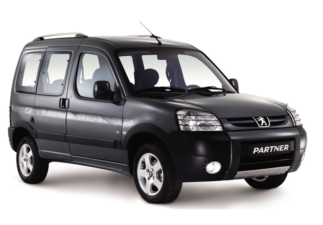 Peugeot Partner Patagonica 1