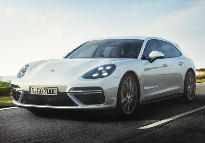 Porsche Panamera Turbo S E-Hybrid Sport Turismo 1