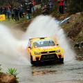Rally Argentino - Tucuman 2017 - Etapa 1 - Tomas Garcia Hamilton - VW Gol MR