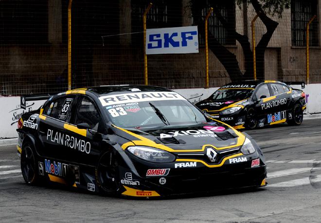 STC2000 - Callejero de Santa Fe 2017 - Carrera Diurna - Facundo Ardusso - Renault Fluence
