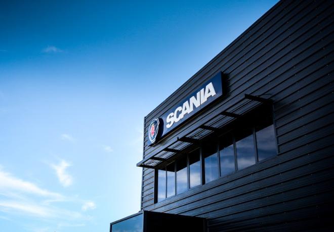 Scania abre las puertas de su nuevo concesionario en Olavarria