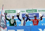 TC - Concordia 2017 - Agustin Canapino - Christian Ledesma - Juan Martin Trucco en el Podio