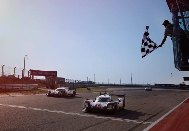 WEC – 6 Horas del Circuito de las Americas – Carrera: Porsche ganó en Texas con un contundente 1-2.