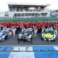 Audi se quedo con todos los titulos del DTM 2017