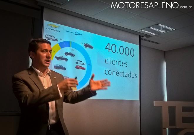Chevrolet comunico los Planes OnStar en Argentina 2