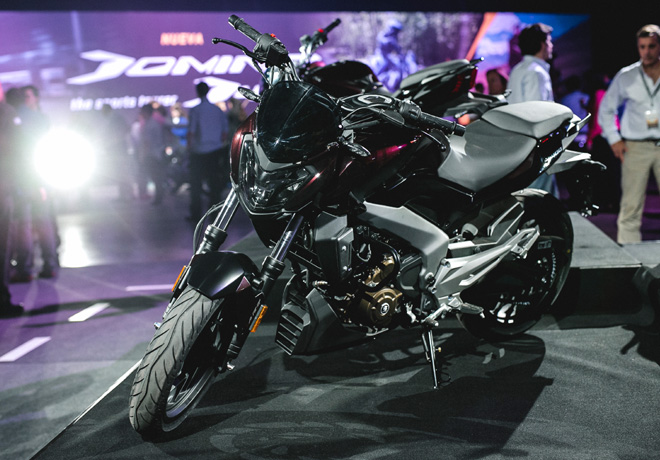 Corven Motos - Bajaj Motorcycles - Dominar 400