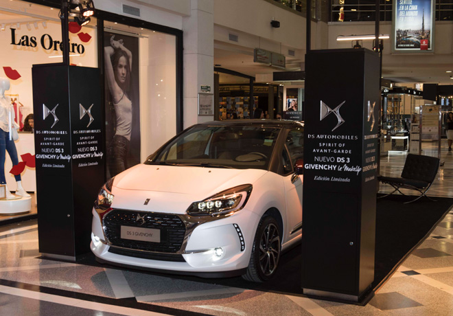 DS Automobiles desembarca en Alcorta Shopping