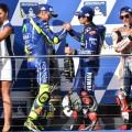 Doble podio para el equipo Yamaha MotoGP