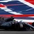 F1 - Estados Unidos 2017 - Clasificacion - Lewis Hamilton - Mercedes GP