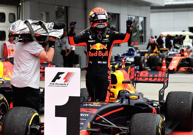 F1 - Malasia 2017 - Carrera - Max Verstappen - Red Bull