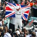 F1 - Mexico 2017 - Carrera - Lewis Hamilton Campeon