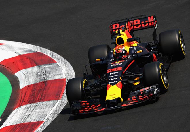 F1 - Mexico 2017 - Carrera - Max Verstappen - Red Bull