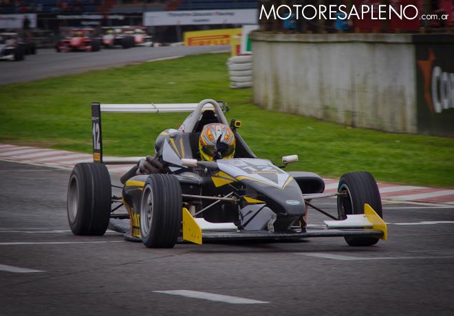 FR20 - Buenos Aires III 2017 - Carrera 2 - Hernan Palazzo - Tito-Renault