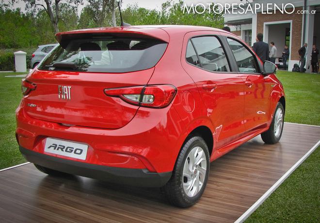 Fiat Argo 6