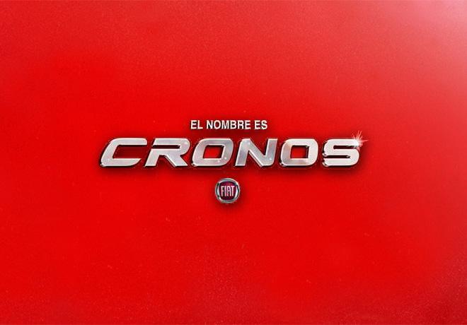 Fiat - El nombre es Cronos