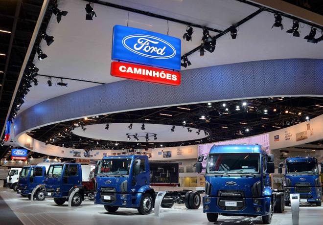 Ford Camiones presente en Fenatran 2017