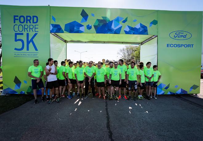 Mes del Voluntariado en Ford Argentina 1