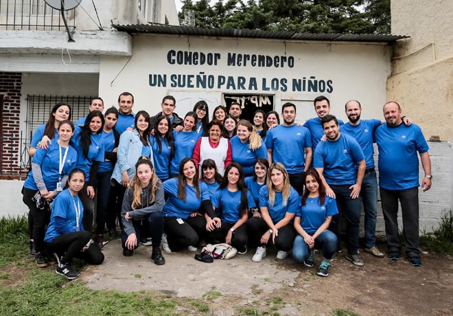 Mes del Voluntariado en Ford Argentina 2