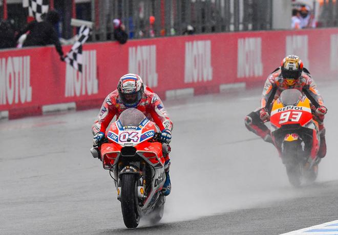 MotoGP - Motegi 2017 - Andrea Dovizioso - Ducati