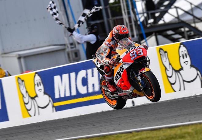 MotoGP - Phillip Island 2017 - Marc Marquez - Honda
