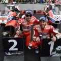 MotoGP - Sepang 2017 - Andrea Dovizioso y Jorge Lorenzo - Ducati