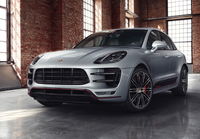Porsche Macan Turbo Exclusive Performance Edition 1