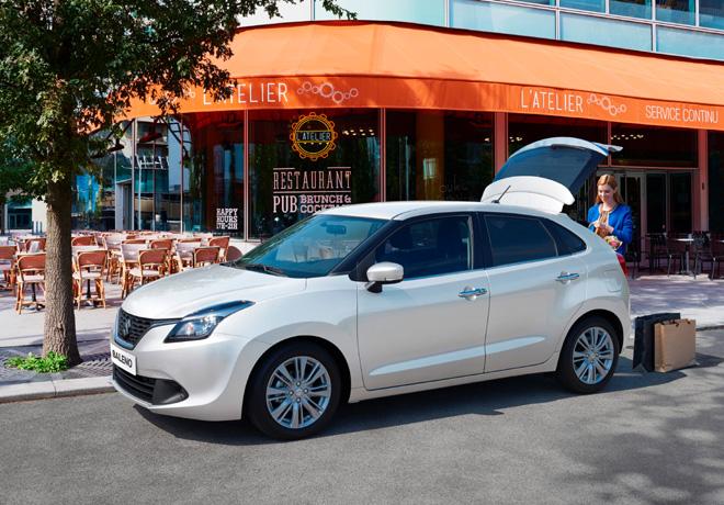 Suzuki NewBaleno