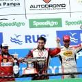 TC Pista - Toay - La Pampa 2017 - Carrera - El Podio