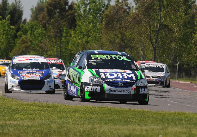 TN - La Plata 2017 II - C2 - Julian Lepphaille - Toyota Etios