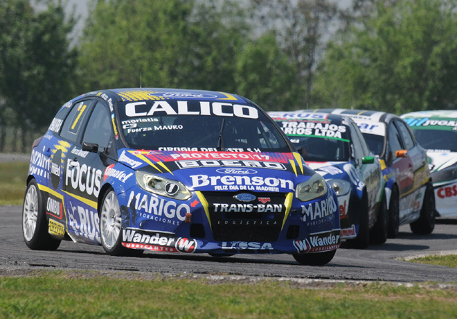 TN - La Plata 2017 II - C3 - Emanuel Moriatis - Ford Focus