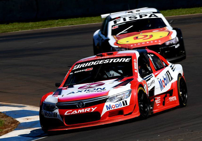 Top Race - Obera 2017 - Carrera 2 - Matias Rossi - Toyota Camry