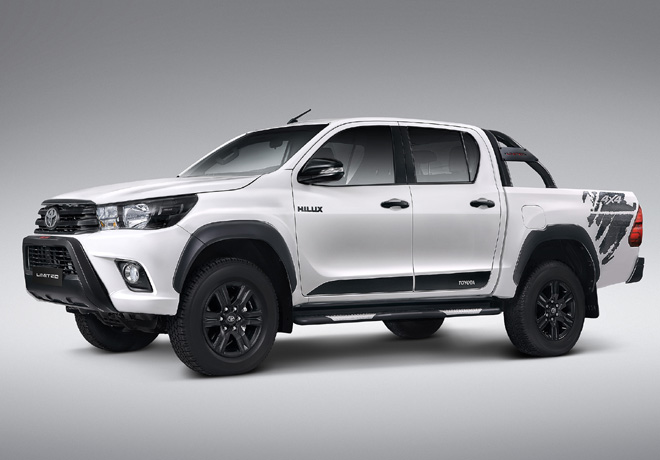Toyota Hilux Limited 1