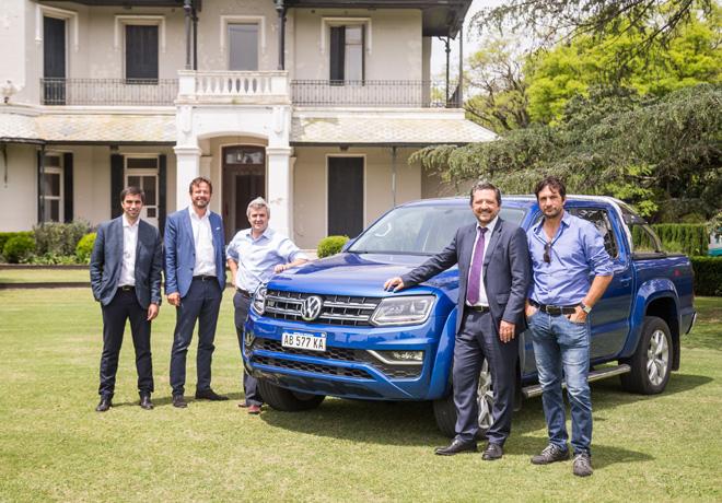 VW Argentina es Gold Sponsor del Abierto de Polo de Palermo