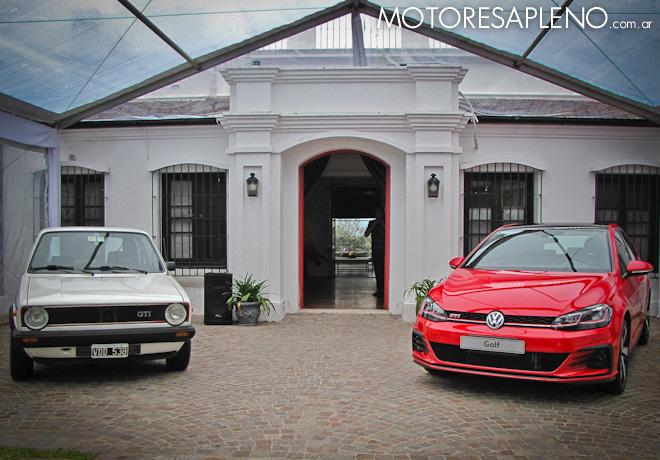 Volkswagen Argentina llevó a cabo el Golf Day 1