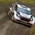 WRC - Gales 2017 - Dia 2 - Elfyn Evans - Ford Fiesta WRC
