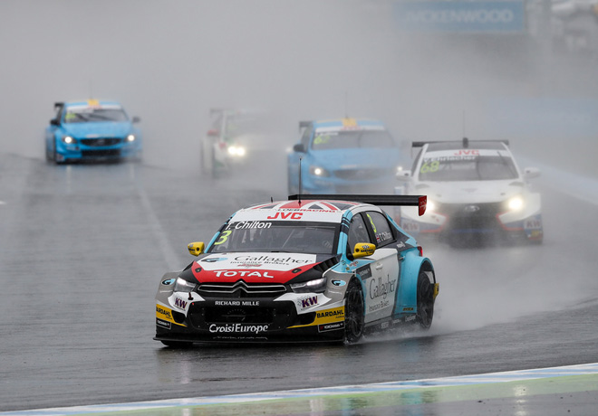WTCC - Motegi - Japon 2017 - Carrera 1 - Tom Chilton - Citroen C-Elysee