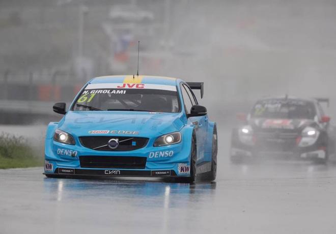 WTCC - Ningbo - China 2017 - Carrera 2 - Nestor Girolami - Volvo Polestar