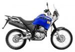 Yamaha XTZ250Z Adventure Tenere - Azul
