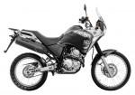 Yamaha XTZ250Z Adventure Tenere - Gris