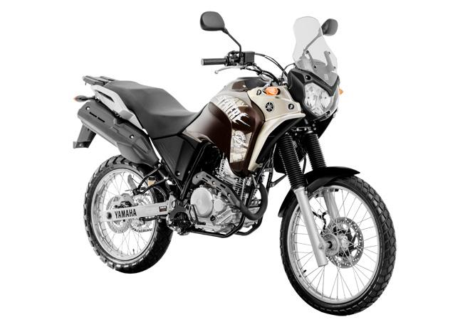 Yamaha XTZ250Z Adventure Tenere - Marron