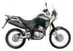 Yamaha XTZ250Z Adventure Tenere - Verde