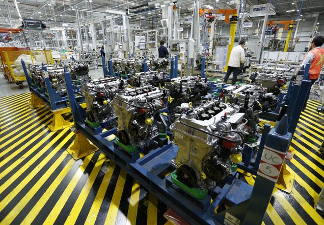 Chevrolet fabrica los motores del Cruze en la Planta de Alvear - Santa Fe 5