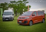 Citroen Jumper y SpaceTourer